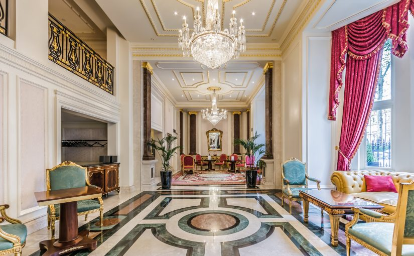 A LUXURY FEBRUARY AT THE BENTLEY HOTEL LONDON
