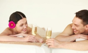 Romantic Spa Treats