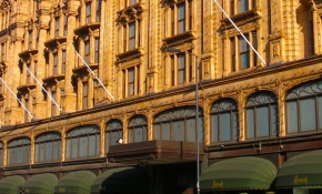 Harrod's in Knightsbridge