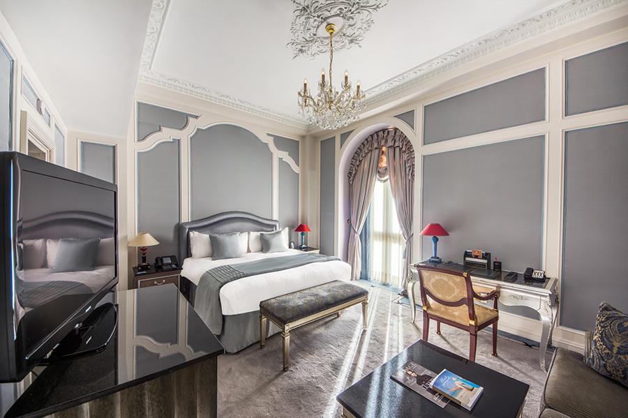 The Bentley London Kensington Suites: Junior Suite Double