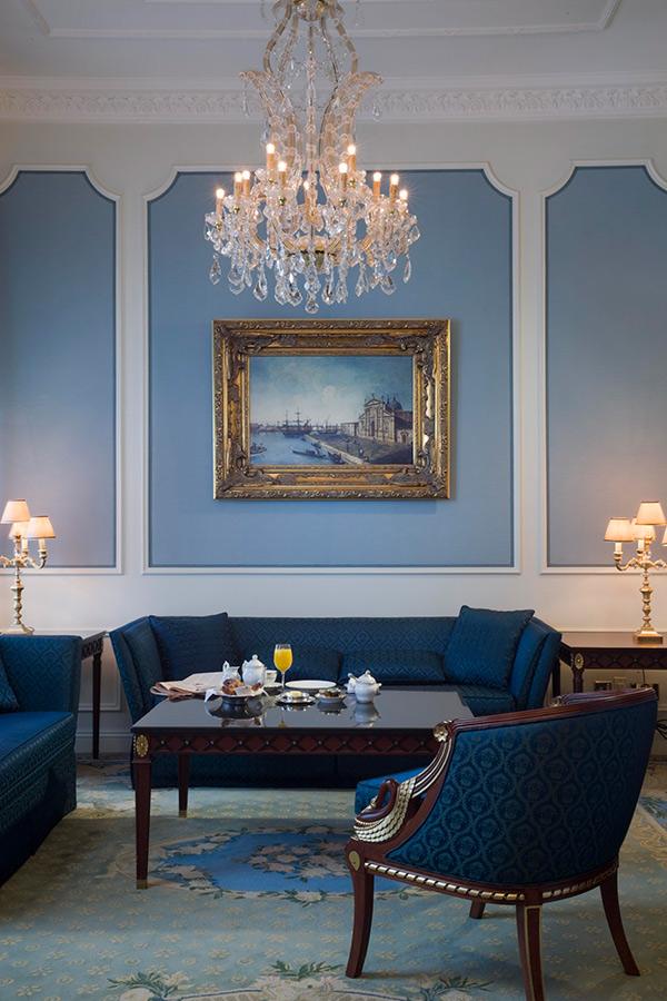 The Bentley London Kensington Suites Presidential Suite