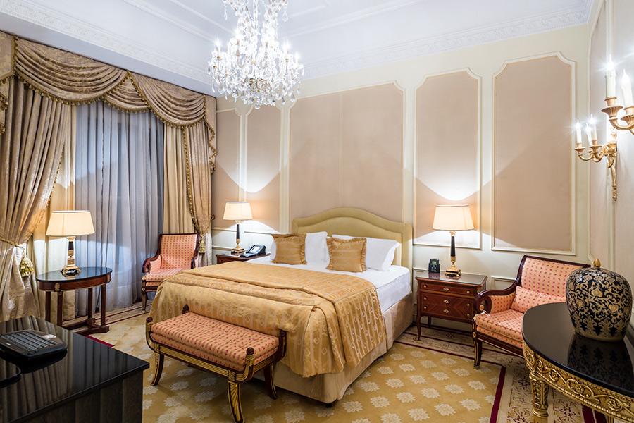 The Bentley London Kensington Suites Royal Suite